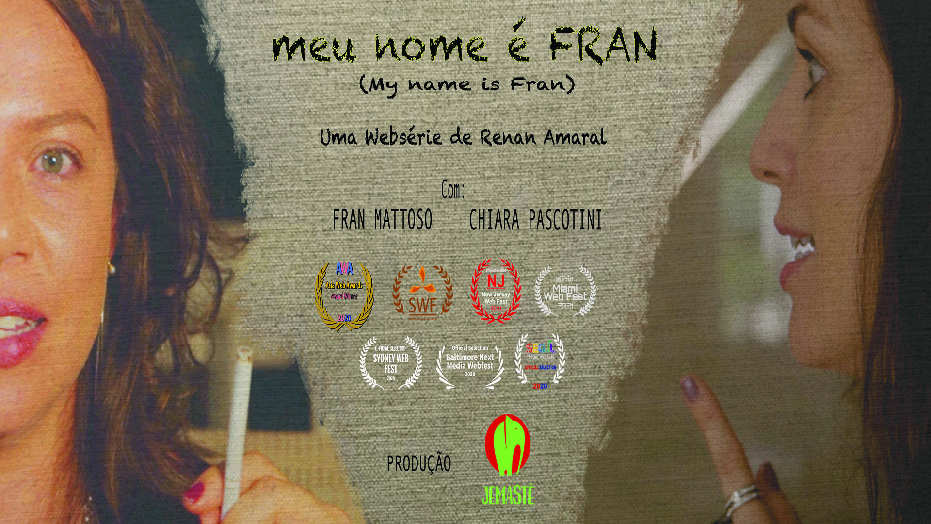My name is FRAN