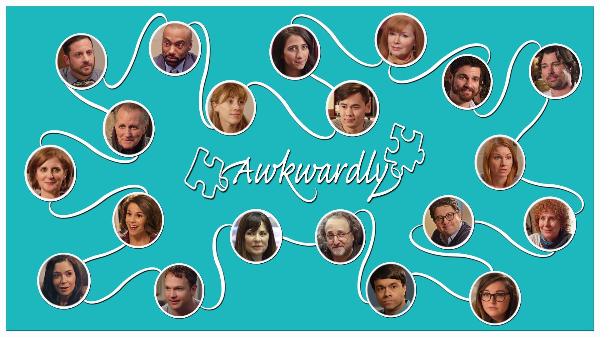 """""""AWKWARDLY"""""""